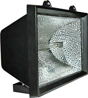 Галогенный прожектор уличного освещения