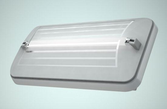 Аккумуляторный светильник для аварийного освещения